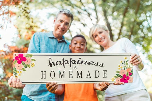 Adoptive parents,